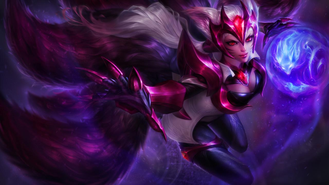 Ahri Retadora Se Alista Para La Temporada 2015 League Of