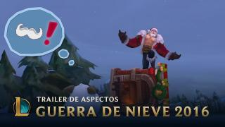 Un cuento nevado de la Guerra de Nieve| 2016 | Tráiler de aspectos - League of Legends