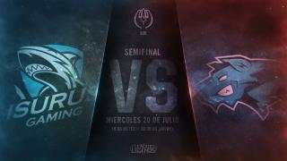 Hype Semifinal CLS #01 - ISG vs HAF