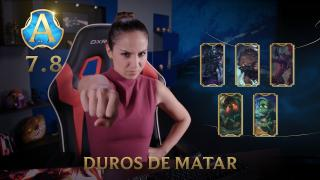 [ Actualizando… ] 7.8 Duros de Matar | Jugabilidad - League of Legends