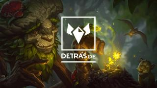 Detrás de: la bondad de Ivern | League of Legends